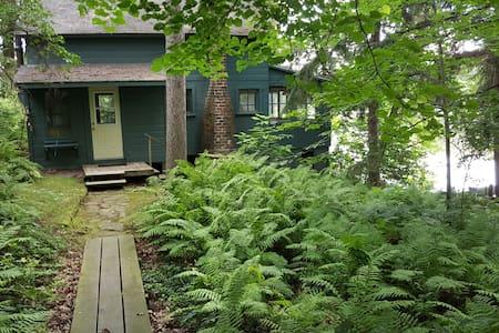 The Schwartz Cabin - Blockhütte