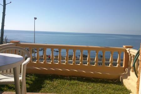 Apartamento en la Playa + Piscina. - Mijas - Apartamento