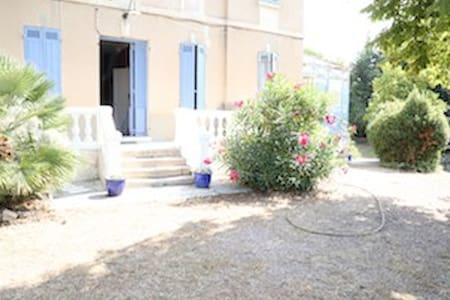 Derain Bedroom Provence spirit sea pool near Mucem - Dům