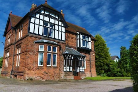 Victorian Cheshire Farmhouse - Warrington - Casa