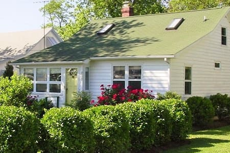 Tilghman Island Cottage for Six - House