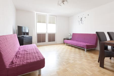 2 room app in City Center Frankfurt - Francoforte - Appartamento
