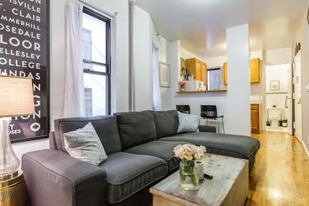 Stylish, Clean 2 Bed Chelsea Home