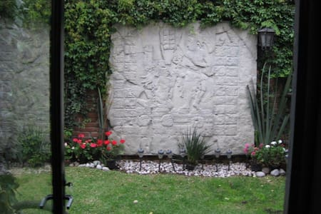 Charming house in Coyoacán - Mexiko-Stadt