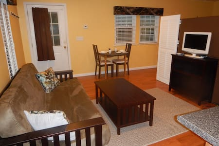 Separate In-Law Suite in Carrboro - Flat