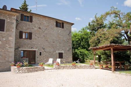 appartamento il rifugio 2+1 - Caprese Michelangelo - Apartment