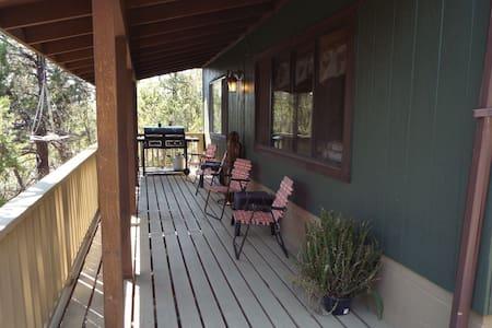Elk Ridge Lodges: The Green Cabin - Heber-Overgaard - Cabin