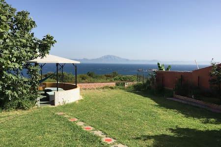 Habitación doble en suit Faro de Punta Carnero - Bungalow