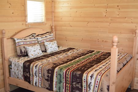 NEW CABINS - Cabane