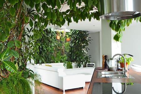 The Greenhouse Loft - Berlin - Loft