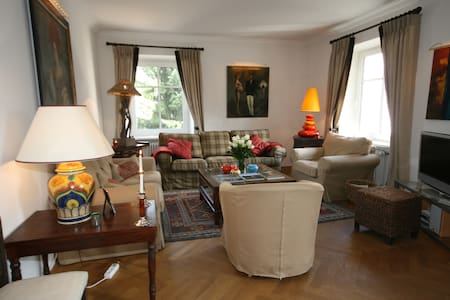 Luxury apartment in Kitzbuehel