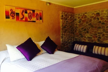 Comfortable & romantic double room! - Vicuna - Bed & Breakfast
