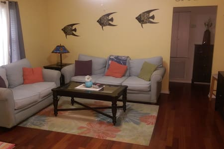 3 bedroom 2 bath fully furnished - Okeechobee - Maison