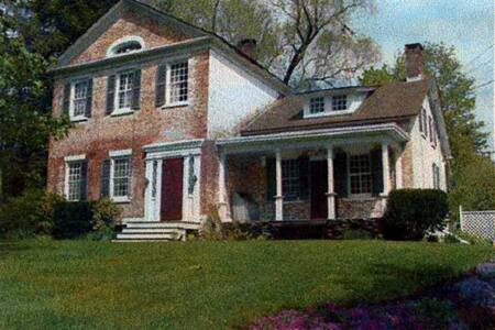 Historic JP Dorr House Hillsdale NY