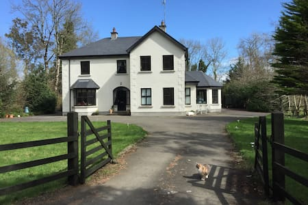 Ensuite room, near woodland walks. - Gorey - House