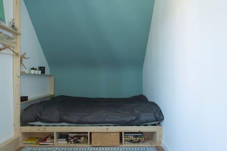 Rustige kamer dichtbij Gent - Ház