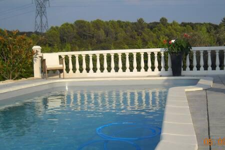 Mas  dans  Vignoble  avec piscine