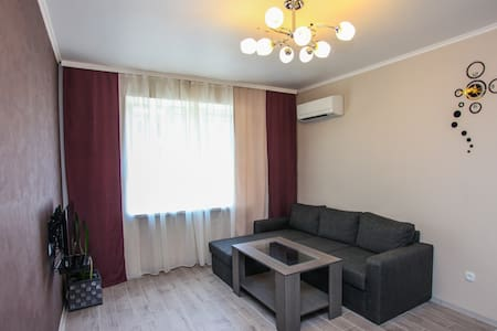Sunny and nice flat on Mashtots av. - Jerewan - Wohnung