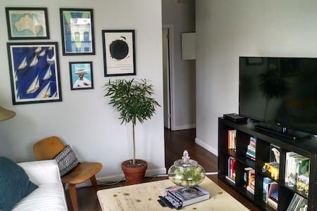 Stylish Apartment in Carroll Garden