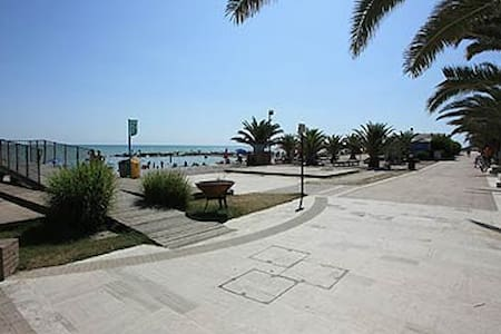 Appartamento Mare e Monti di 90mq - Marina di Altidona - Apartment