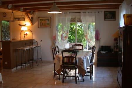 Maison confortable pour 6 Pers en pleine nature - Villa