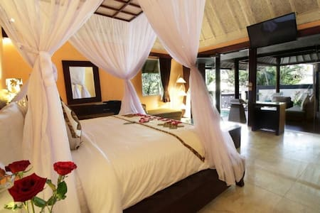 2 bdr private pool villa in Ubud