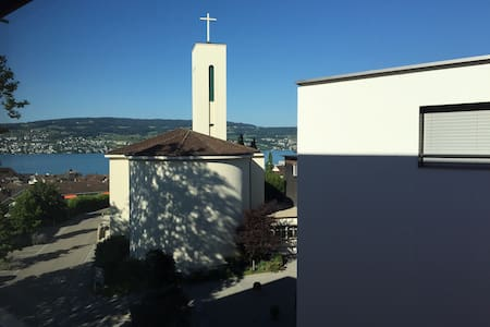 Room in a shared flat for 1-2 pax - Horgen