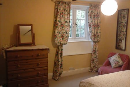 Pretty room in old cottage - Buckfastleigh - House
