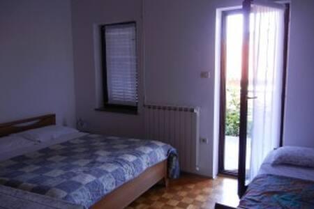 Апартаменты для 1-3 человек.