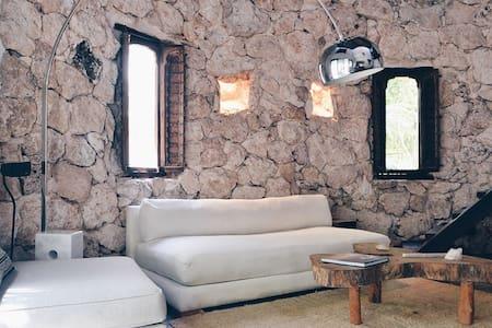3 Floor Jungle House