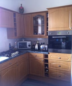 A comfortable room with a sofa bed - London - Bed & Breakfast