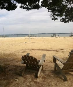 Chesapeake Bay Vistas, waterfront - Deltaville - Casa