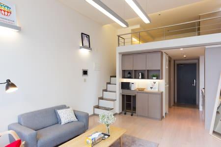 #1/Duplex room)1min@GangnamSTN