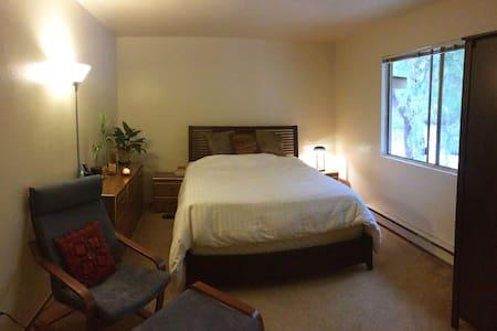 Comfy place near Aquarium & Asilomar Beach - Pacific Grove - Apartment