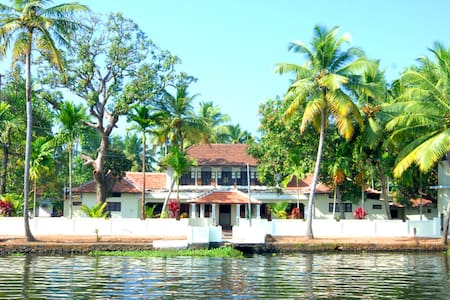 """Akkarakkalam Memoirs"" Alleppy – an exotic farmhouse presented as an excellent souvenir of the ancient Akkarakkalam family in Alleppey district with a tradition of 150 years.Akkarakkalm Memoirs is a sprawling 10 acre land with natural flora and fauna"
