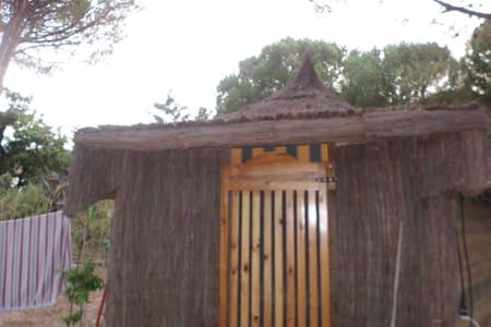 Petite case dans terrain arboré - Argelès-sur-Mer - Cabin