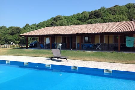 Farm holiday Sa raighina - Center - Sassari - Leilighet