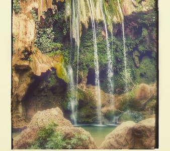 Akshour waterfalls - Chefchaouen - Bed & Breakfast