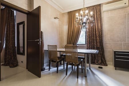 Moscow center apartment
