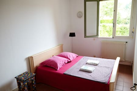 2 Chambres priv 2 couples - Bed & Breakfast
