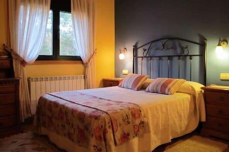 Habitación doble en Casa Rústica - Nigrán