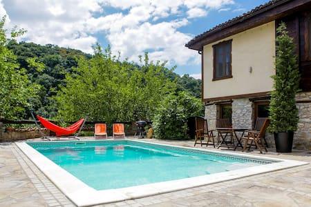 Veliko Tarnovo Villa - Hus