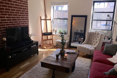 Newly Renevated Chic 1 bed/1 bath - New York - Apartment