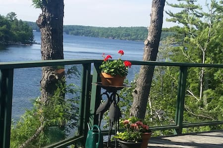 Royal Muskoka on Lake Rosseau - Minett - Haus