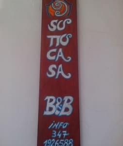 B&B SOTTOCASA Gioia del Colle (BA) - Inap sarapan