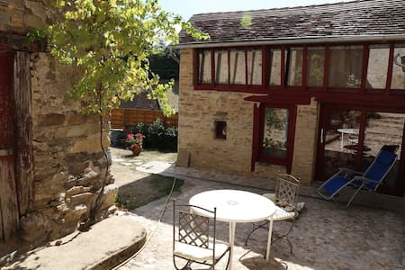 Charming house in Green Perigord - Haus