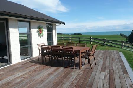 A1 - beautiful peaceful rural setting - House