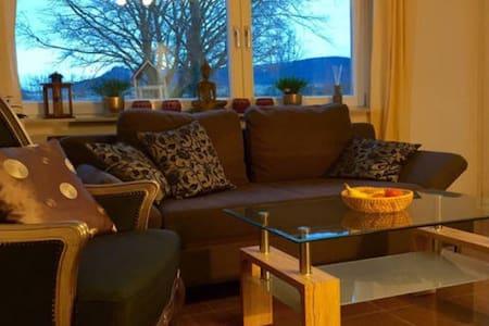 Tolle Wohnung - ruhig und stadtnah - Balingen - Apartment