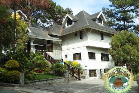 Camp John Hay Country Home G9 - Baguio - Huis