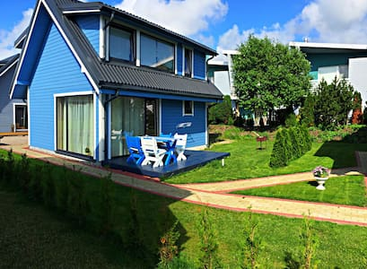 Holiday House near the Sea - Palanga
